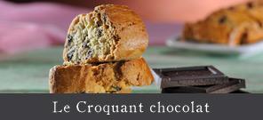 Le Croquant chocolat