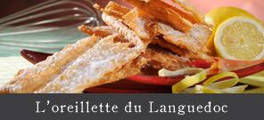 L'oreillette du Languedoc